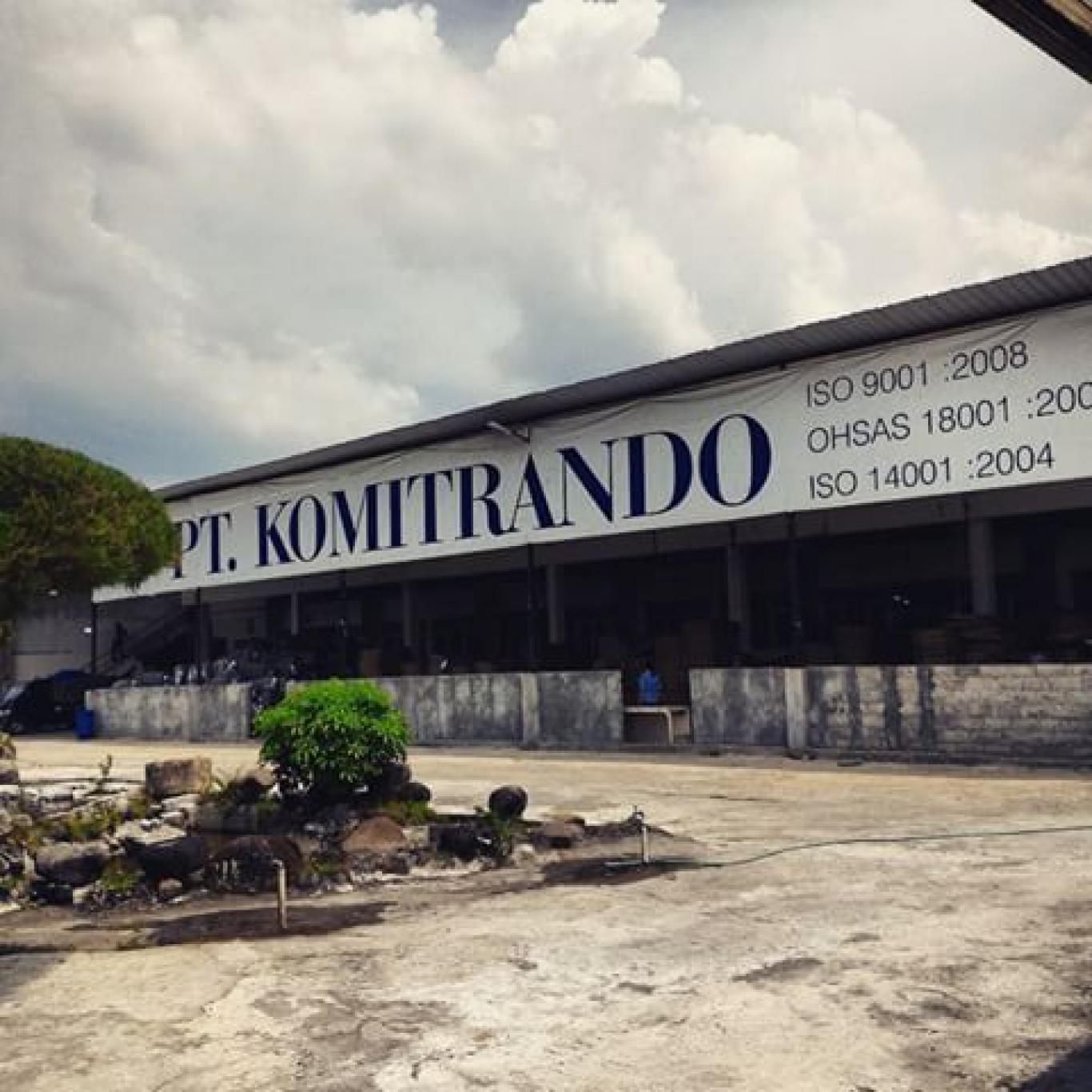 Lowongan Kerja Pt Komitrando Website Desa Imogiri